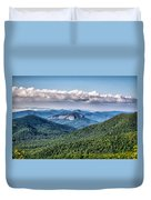 Looking Glass Rock Duvet Cover