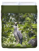Looking Right At You Duvet Cover