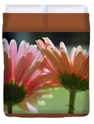Looking To The Sun Duvet Cover