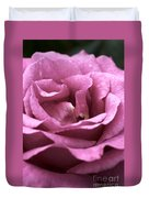 Looking Up - Dusty Rose Duvet Cover