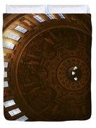 Looking Up London Saint Paul's Duvet Cover