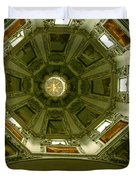 Looking Up Salzburg Cathedral 2 Duvet Cover
