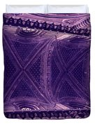 Looking Up Siena Cathedral Duvet Cover