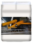 Loon Missile Duvet Cover