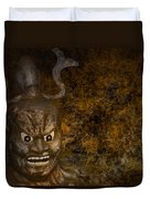 Lord Of The Netherworld Duvet Cover