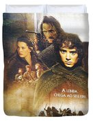 Lord Of The Rings Duvet Cover