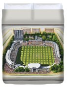 Lords Cricket Ground Duvet Cover