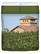 Lorimar Above The Vines Duvet Cover