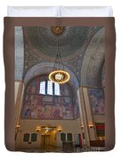 Los Angeles Central Library. Duvet Cover