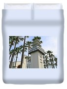 Los Angeles Union Station. Duvet Cover