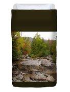 Lost Falls Duvet Cover