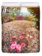 Lost Flowers Duvet Cover