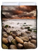 Lost In A Moment Duvet Cover by Jorge Maia