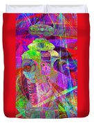 Lost In Abstract Space 20130611 Long Version Duvet Cover