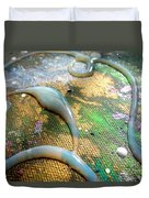 Lost In Space 1 Duvet Cover