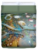 Lost In Space 5 Duvet Cover