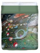 Lost In Space 6 Duvet Cover