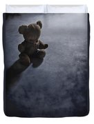 Lost In The Darkness Duvet Cover