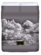 Lost In The Storm Duvet Cover