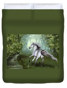 Lost In The Forest Duvet Cover