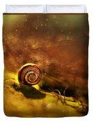 Lost Shell Duvet Cover