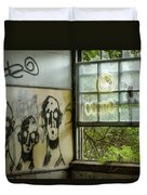 Lost Souls - Abandoned Places Duvet Cover