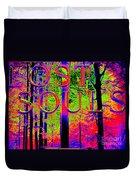 Lost Souls Duvet Cover