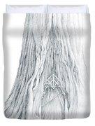 Lothlorien Mallorn Tree Duvet Cover