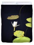 Lotus Flower- Gungarre Billabong V2 Duvet Cover