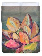 Lotus IIi Duvet Cover