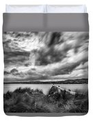 Lough Foyle View Duvet Cover