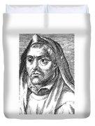 Louis De Blois (1506-1566) Duvet Cover