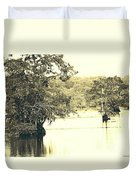 Louisiana Chicot State Park  Duvet Cover