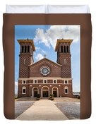 Louisiana Church Duvet Cover