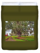 Louisiana Country Duvet Cover
