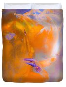 Louisiana Crab Boil Duvet Cover