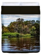 Louisiana Lake II Duvet Cover