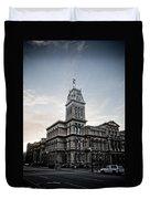 Louisville City Hall Duvet Cover