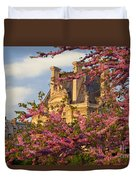 Louvre Blossoms Duvet Cover