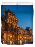 Louvre Sunset Duvet Cover