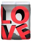 Love 2 Duvet Cover