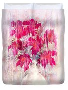 Love And Tears Duvet Cover