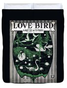 Love Bird Duvet Cover