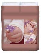Love Giving Multi Dypthic - 01 Duvet Cover
