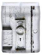 Love Is At Your Door Duvet Cover