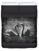 Love Is.. Duvet Cover by Nina Stavlund
