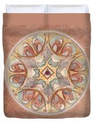 Love Mandala Duvet Cover