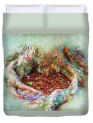 Love Mother Nature Duvet Cover