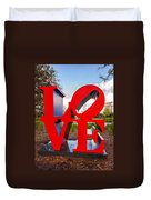 Love New Orleans  Duvet Cover