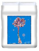 Love Tree Duvet Cover